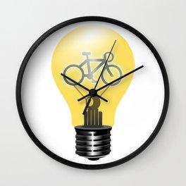Ebike Wall Clock