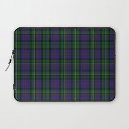 McPhail Tartan with Clan Name Laptop Sleeve
