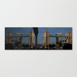 Two Towers Canvas Print