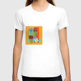 CANNED SARDINE T-shirt