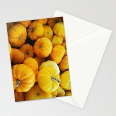Pumpkin Minis Stationery Cards