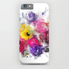 bouquet of roses iPhone 6s Slim Case