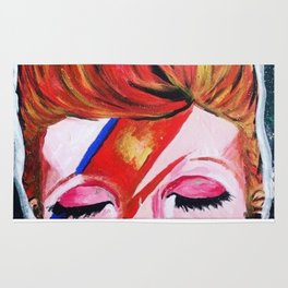 Starman (David Bowie) Rug