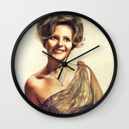 Brenda Lee, Music Legend Wall Clock