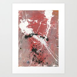 I dream of Rosie Art Print