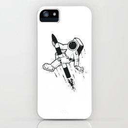 The Infinite Journey iPhone Case