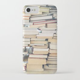Books, Pages, Stories iPhone Case