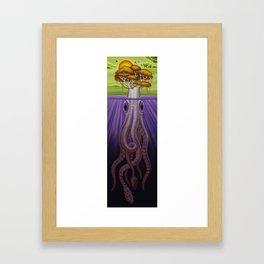 The Dagon Tree Framed Art Print