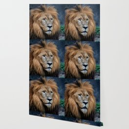 Lion Head Wallpaper Society6