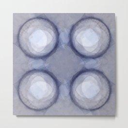 Lavender eyes Metal Print