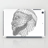 lebron iPad Cases featuring Basketball King by NINE PROJECT