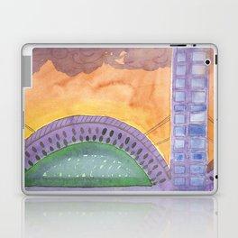 Bridge at Sunset Laptop & iPad Skin