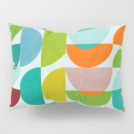 shapes abstract III Pillow Sham