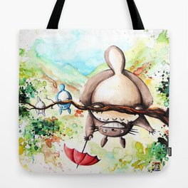 """Turn round"" Tote Bag"