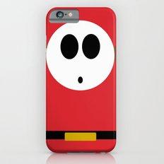 Minimalist Shy Guy iPhone 6 Slim Case