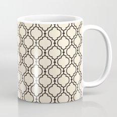 Trellis Pattern I Coffee Mug