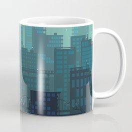 Midnight Blues Coffee Mug