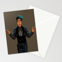 Those of demon blood Stationery Cards