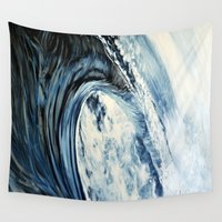 into the wild Wall Tapestries featuring wild by Terrel