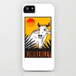 Kimberley iPhone Case