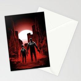 Quarantine: Joel and Ellie Stationery Cards