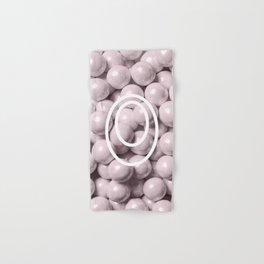 Pearl Candy Gem Hand & Bath Towel