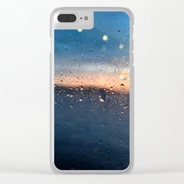 Irish Sea Clear iPhone Case