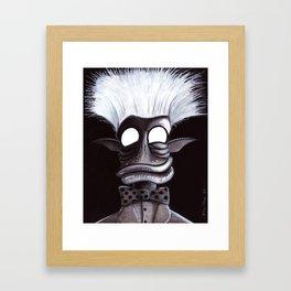 Professor Pusto (2005) Framed Art Print