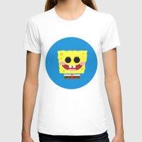 spongebob T-shirts featuring Spongebob Squarepants by Eyetoheart