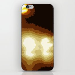 Highway Blues iPhone Skin