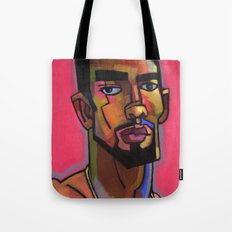 Marco with Gold Chain Tote Bag