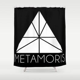 Metamoris Jiu-Jitsu Tournament SYmbol Logo Shower Curtain