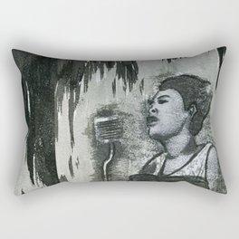 Ms. Billie Rectangular Pillow
