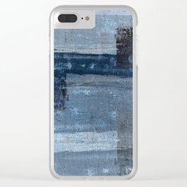 Perfect Match Clear iPhone Case