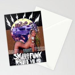 SKULL FUNK RADIO VOL. 5 Stationery Cards
