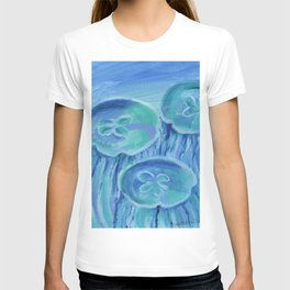 Striated Jelly Moons T-shirt