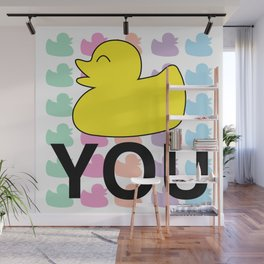 Duck You! Wall Mural
