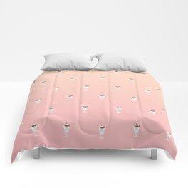 sundae sunday Comforters