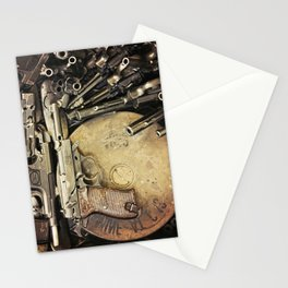 An art of Peacemaking Stationery Cards