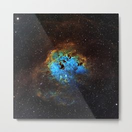 The Tapdole Nebula Metal Print