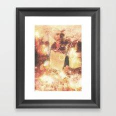 The Stallions Framed Art Print