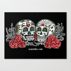 Mischief and Mayhem Canvas Print
