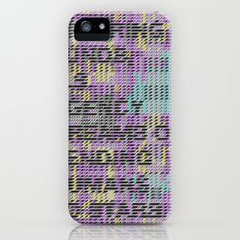 Science Imperfection iPhone Case