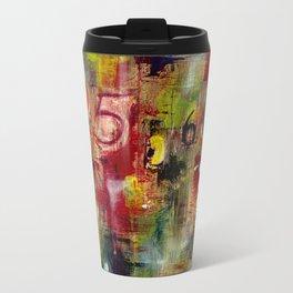 525,600 Minutes Collage Travel Mug