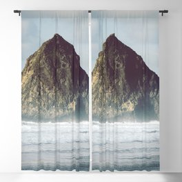 West Coast Wonder - Nature Photography Blackout Curtain