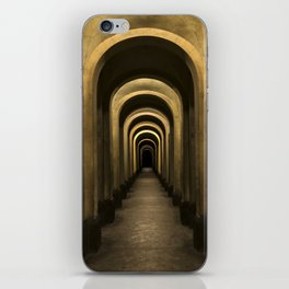 Arches of my city iPhone Skin