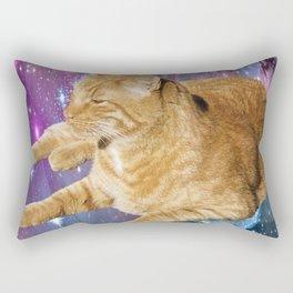 galaxy cat 182 Rectangular Pillow