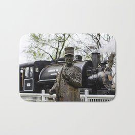 All Aboard Bath Mat