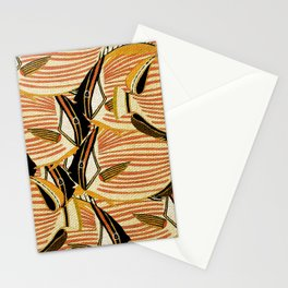 Crowd Fish 5 Stationery Cards