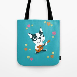 Boogie on Ukelele Tote Bag